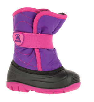 Kamik Plum Snowbug  (-23C Insulated Winter Boots)
