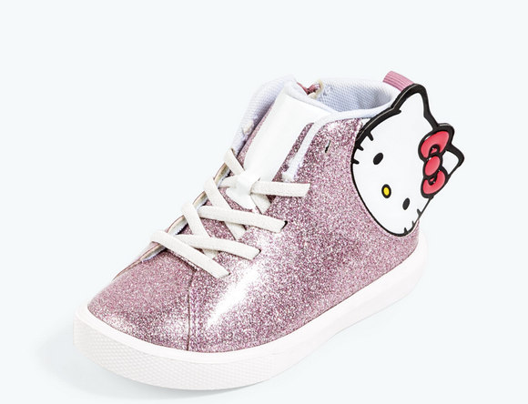 Native Monaco Mid Glitter x Hello Kitty