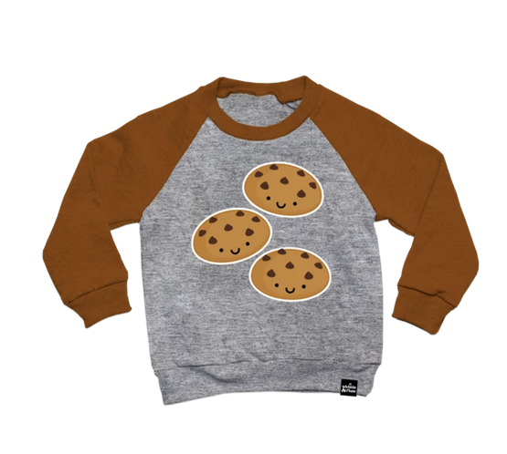 Whistle & Flute Cookie Sweatshirt