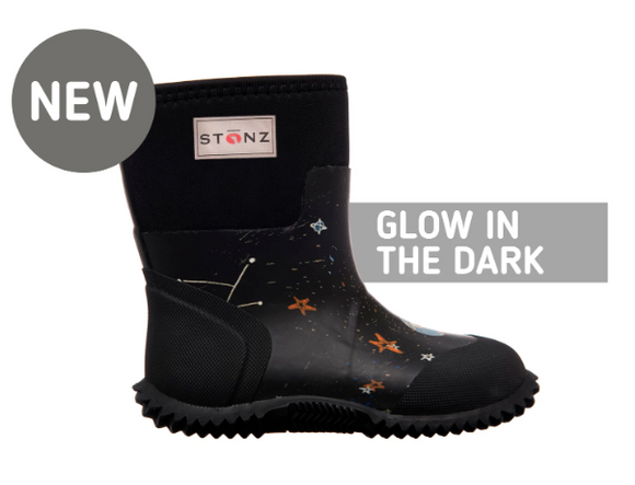 West - Galaxy Glow - Black - 13T