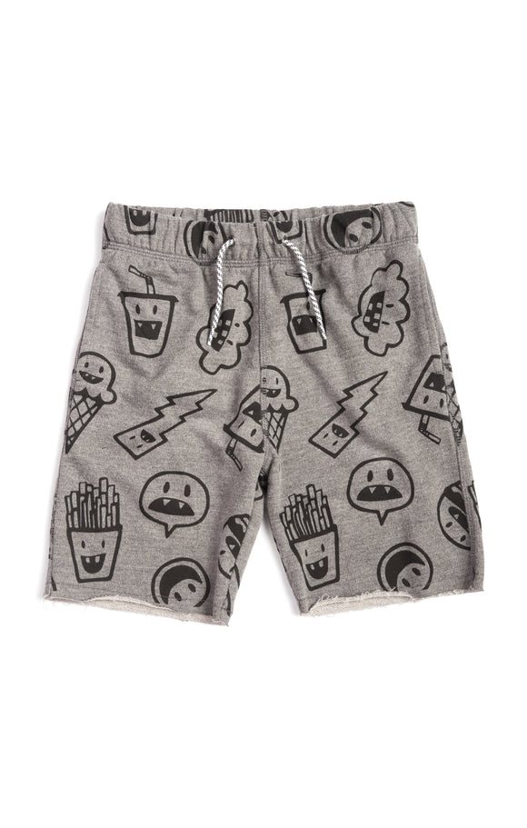 Appaman Grey Camp Shorts