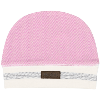 Juddlies Organic Cottage Hat - Sunset Pink