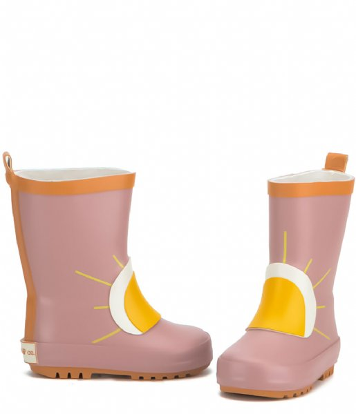 Grech & Co. Children's Rubber Boots- Burlwood