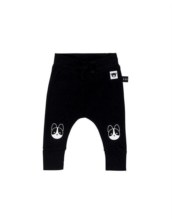 Hux Baby Frenchie Dc Pant - Black