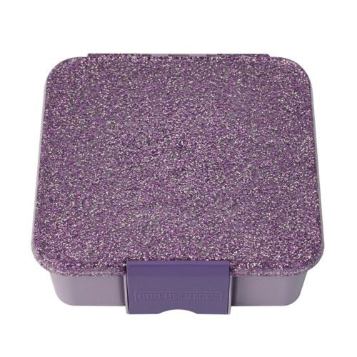 Glitter Purple - Little Bunch Box Co. Bento Three