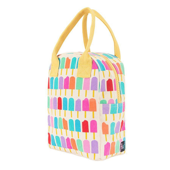 Zipper Lunch Bag Popsicle