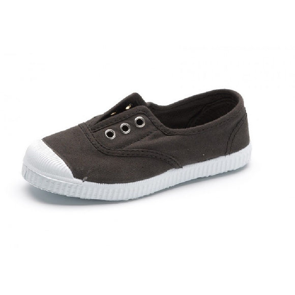 Cienta Slip-on Sneakers - Antracita
