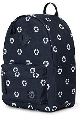 Parkland Bayside Backpack - Recycle Black