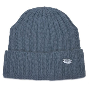 Cashmere Touch Toque - Grey