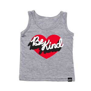 Whistle & Flute Be Kind Heart Tank Top
