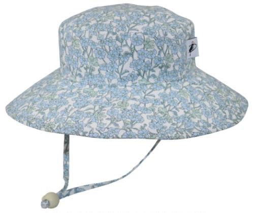 Puffin Gear Cotton Sunbaby Hat - Chiltern Hill