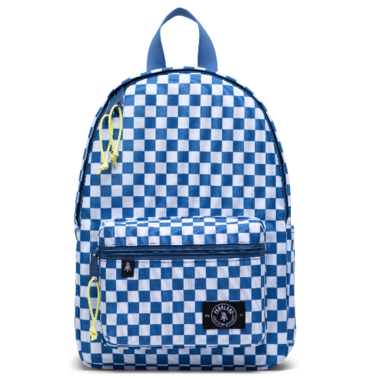 Edison Toddler Backpack - Checker Horizon