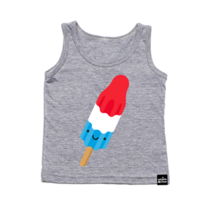 Whistle & Flute Space Pop Tank Top