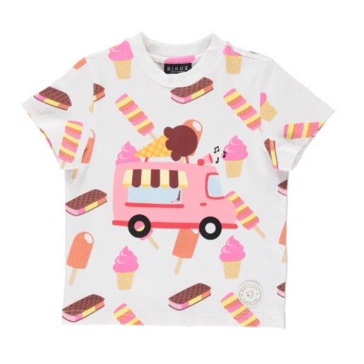 BIRDZ Ice Cream Truck Tee