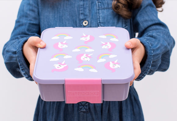 Unicorn - Little Bunch Box Co. Bento Five
