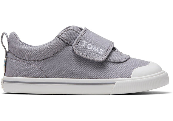 Toms Doheny Drizzle Grey Canvas