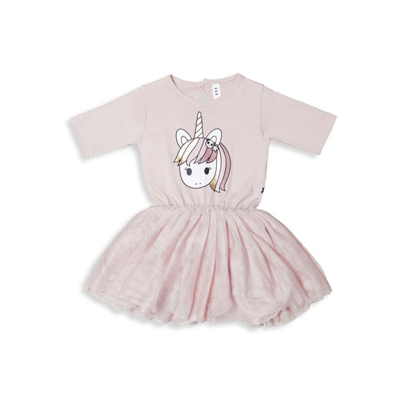 Hux Baby Unicorn Ballet Dress