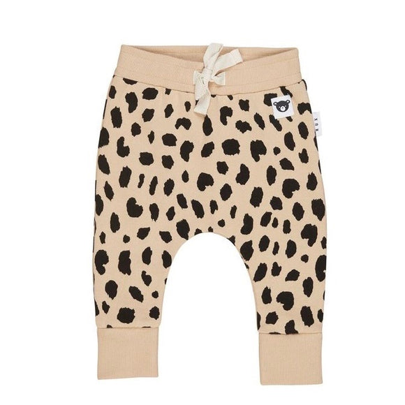 HuxBaby Animal Spot Crotch Pant