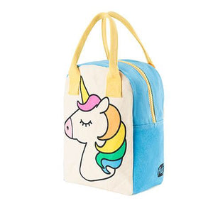 Zipper Lunch Bag Unicorn