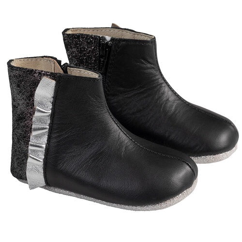 Robeez Madison Boot Black