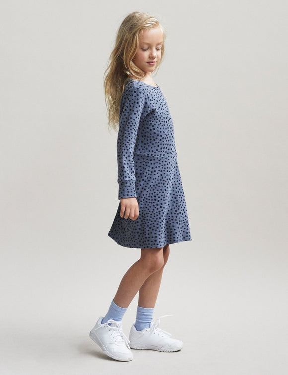 HuxBaby Freckle Skater Dress
