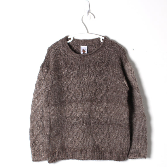 Apallani sweater (100% alpaca wool)