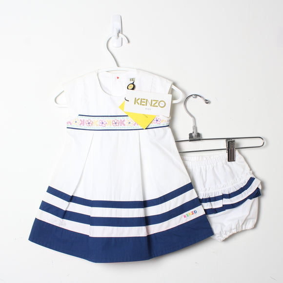 Kenzo Dress and Bloomer