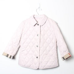 Burberry Quilted Light Jacket