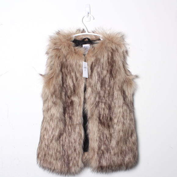 Gap Faux Fur Vest