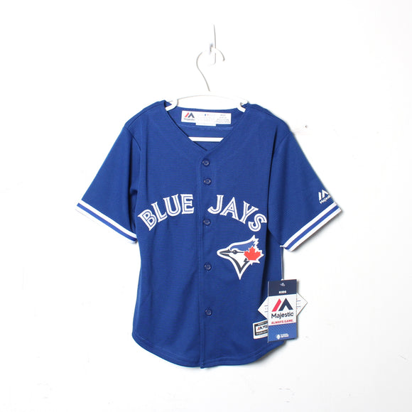 Majestic Blue Jays Shirt
