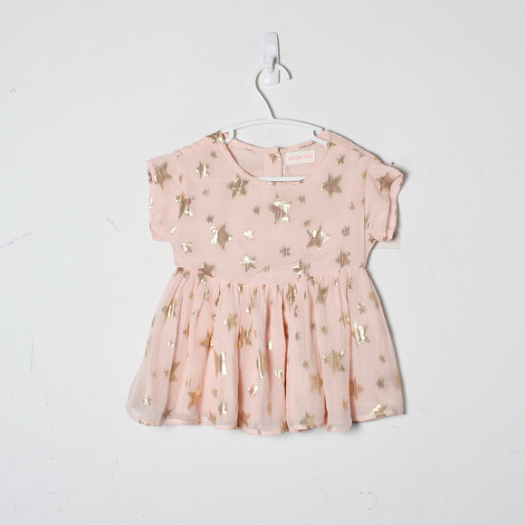 Simple Kids Dress