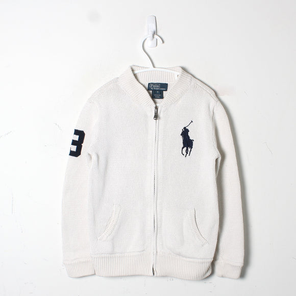 Ralph Lauren Zip-up Cardigan