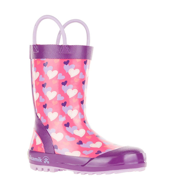 Kamik Rainboot - Lovely (pink)
