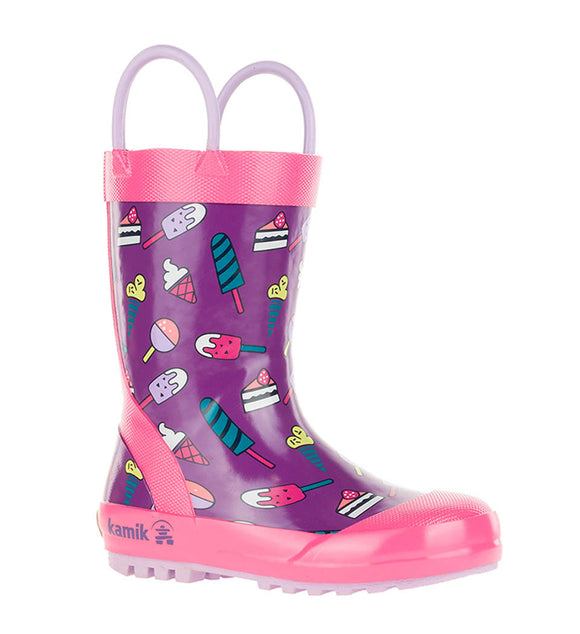 Kamik Rainboot - Sweets (Purple)