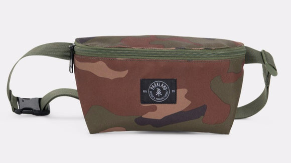 Parkland Bobby Hip Packs - Camo
