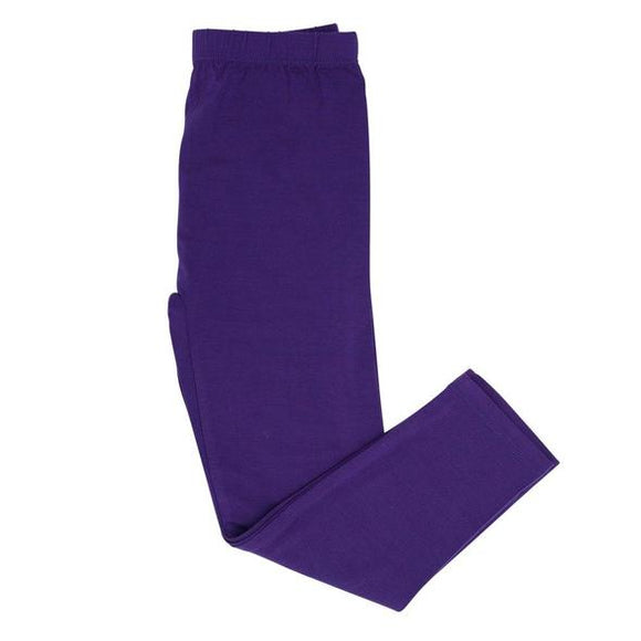 Sweet Bamboo Leggings - Royal Grape