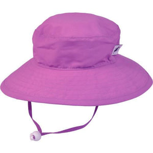Puffin Gear Solar Nylon Sunshine Hat - Mulberry
