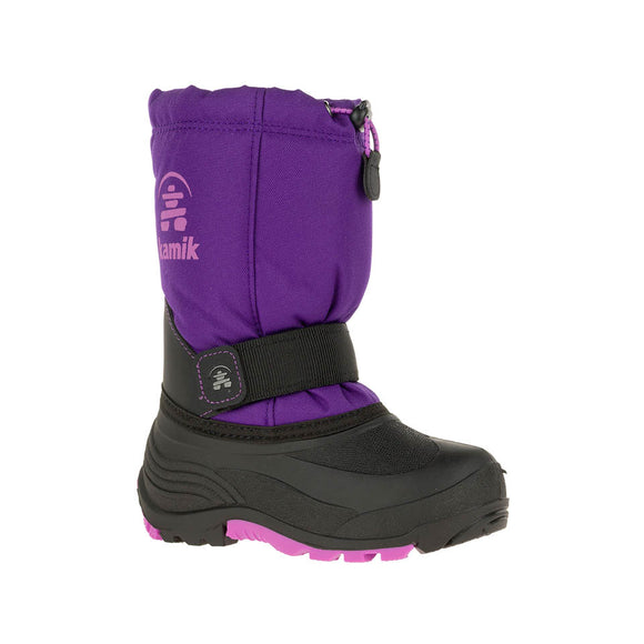 Kamik Rocket- Purple (-40C Insulated Boots)