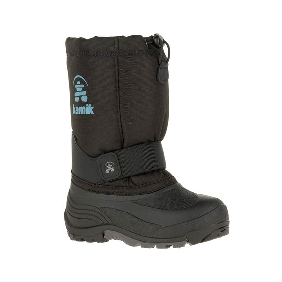 Kamik Rocket- Black (-40C Insulated Boots)