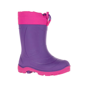 Kamik Snobusters- Purple with Pink (-32C Insulated Boots)