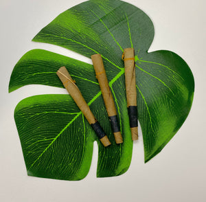ORGANIC PALM LEAF PRE-ROLL BUNDLE