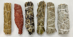SMUDGE STICKS | SAGE SAMPLER