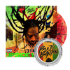 Buju Banton Upside Down Ashtray + Vinyl