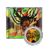 Buju Banton Upside Down 2020 Ashtray + CD