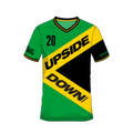 Buju Banton Upside Down Soccer Jersey + Digital Download