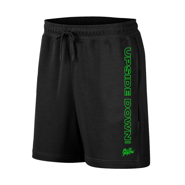 Buju Banton Upside Down 2020 Fleece Short+Digital Download