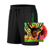 Buju Banton Upside Down 2020 Fleece Short+Vinyl