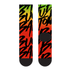 Buju Banton Upside Down 2020 Socks