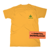 Limited Ganja Man T-Shirt + Single Bundle