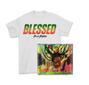 Buju Banton Blessed T-Shirt + CD